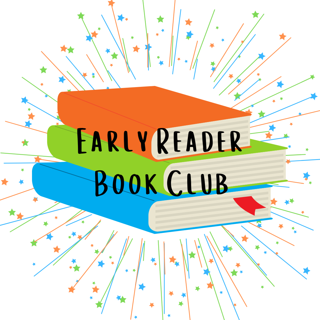Early Reader Book Club: Spooky Stories