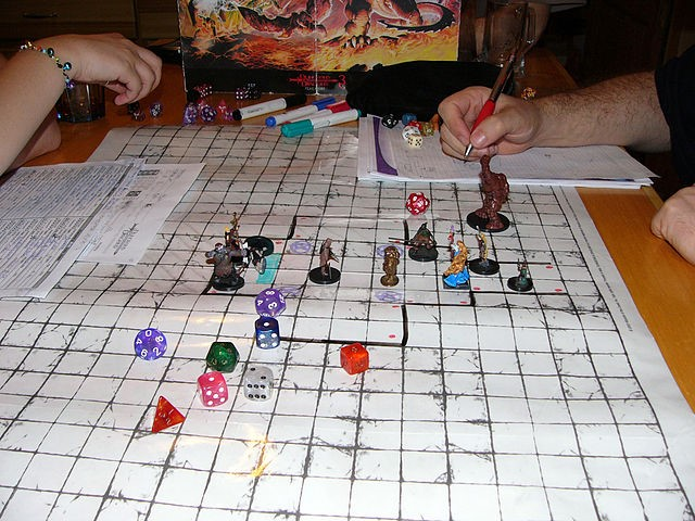 Teen - How to be a Dungeon Master?
