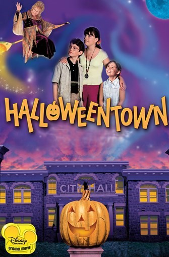Halloween Safety and Halloweentown Movie Showing