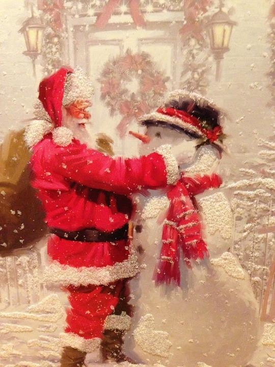 Curious About: Santa Claus