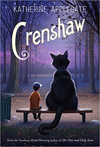 Blasco Bookworms: Crenshaw