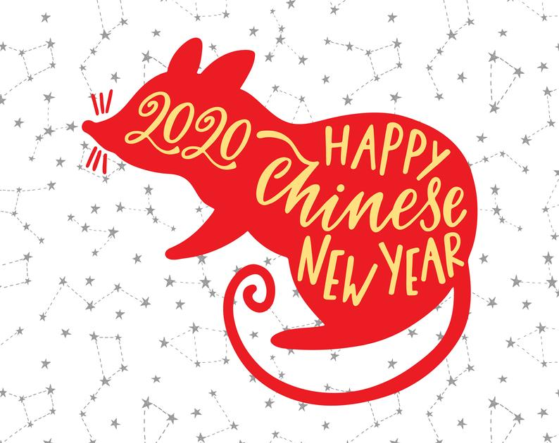 Discovery Time: Make a Chinese New Year's Card