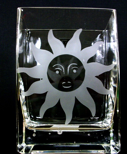 Maker Program: Glass Etching with the Cricut Maker