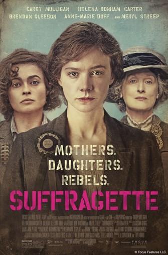 CANCELED Blasco Film Series: Suffragette