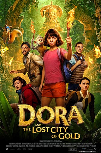 Blasco Film Series: Dora and the Lost City of Gold
