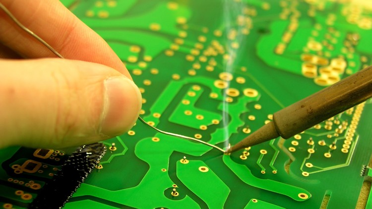 Soldering for Electronics Part 2