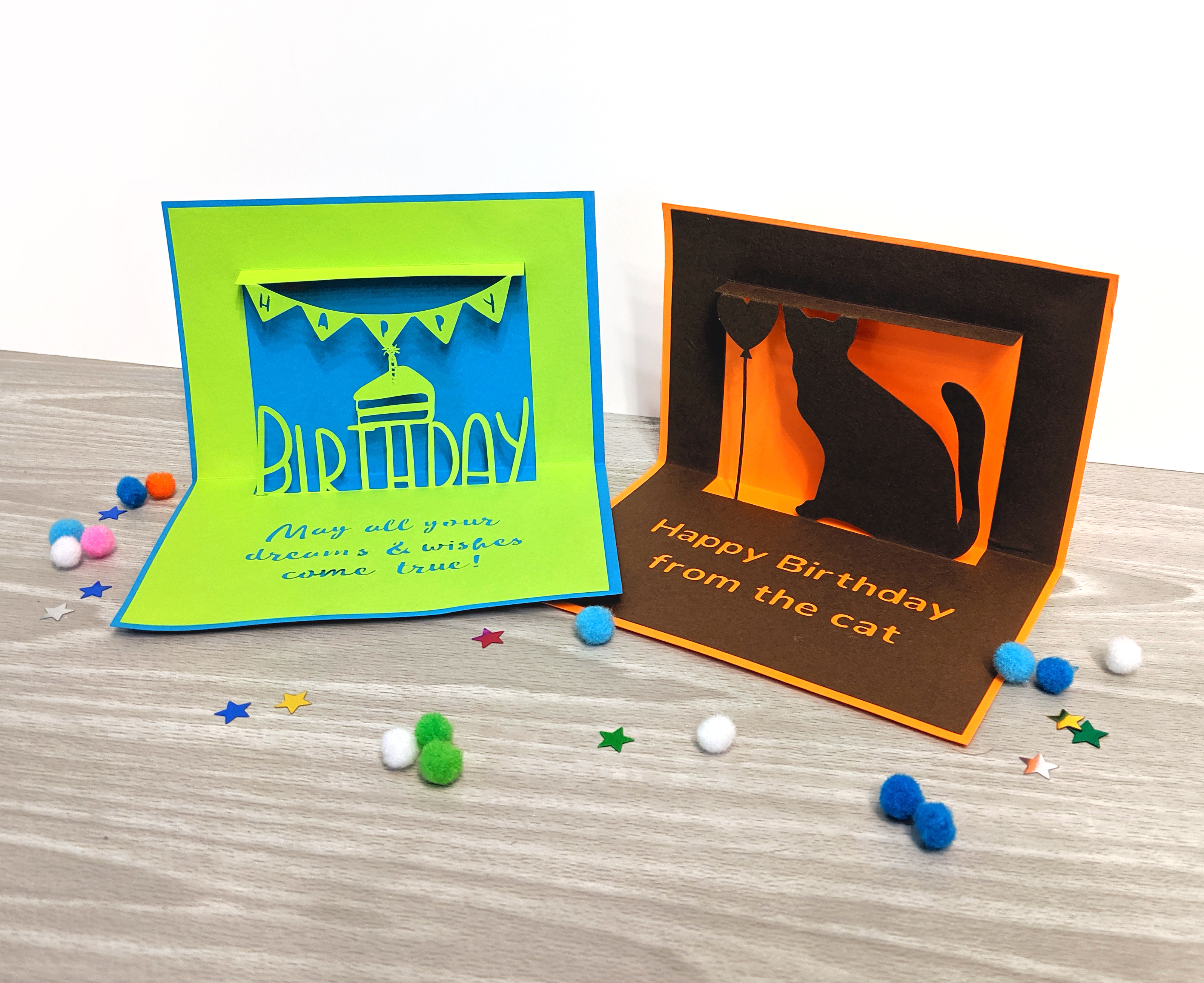 Design Your Own Pop-up Card