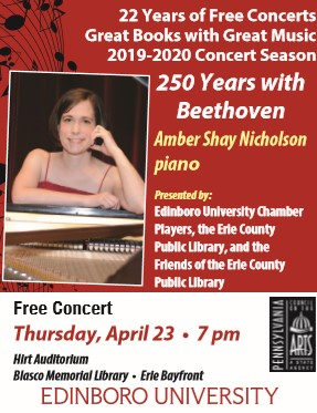 Blasco Concert Series: 250 Years with Beethoven