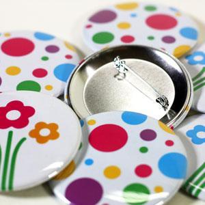 Monday Makers: Make a Button