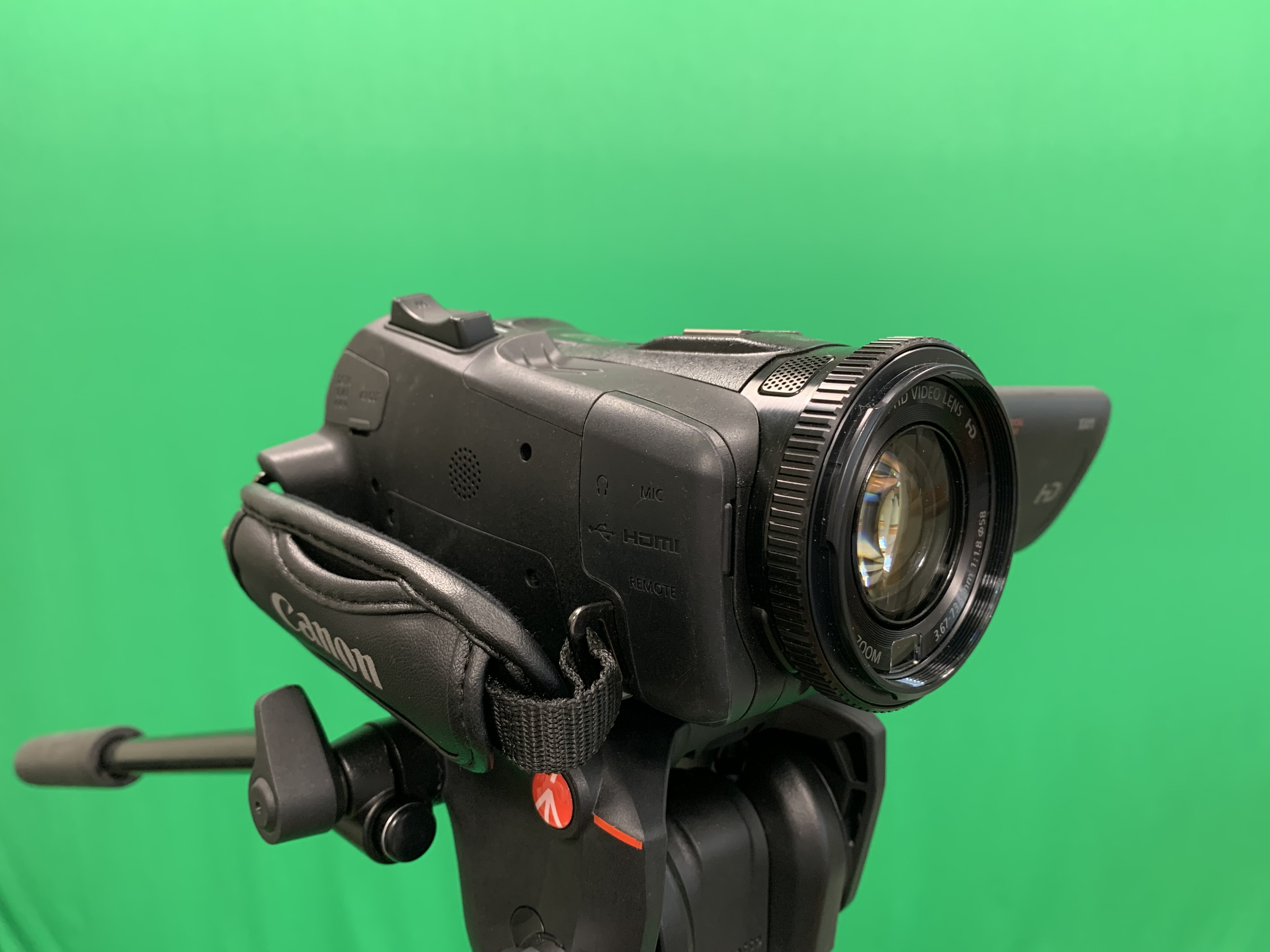 Hands-On Video Recording
