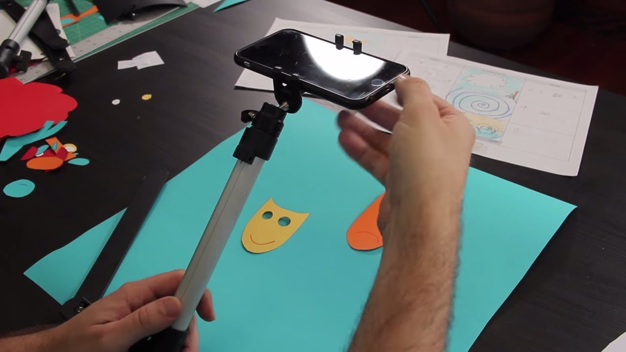 Teen Stop Motion Animation Workshop