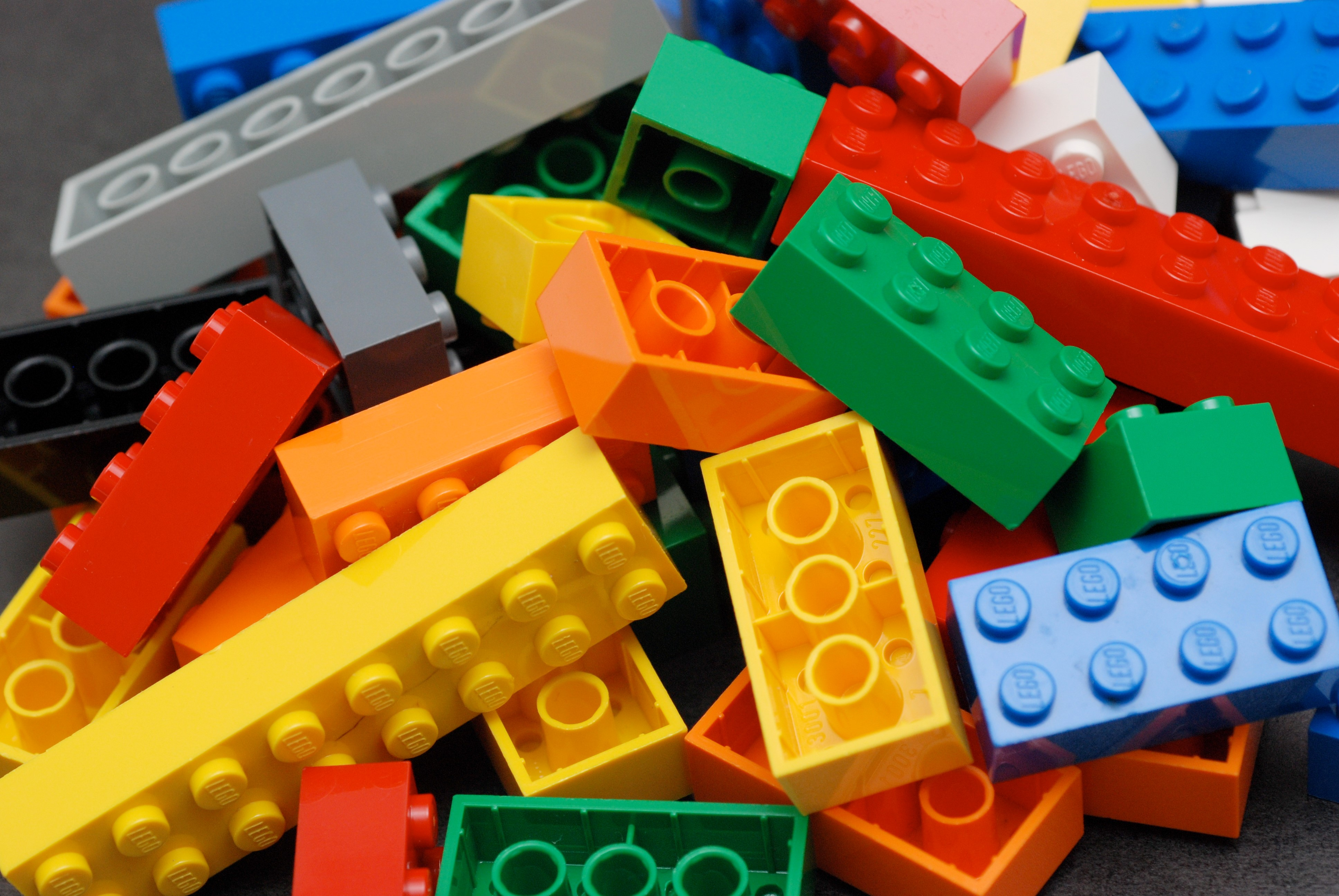 Master Builder's Block Party