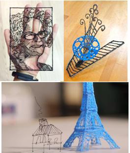 Doodle Pen Decorations