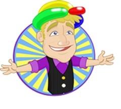 Local Magician Steve Bennett: Magic & Balloon Art: Session 1