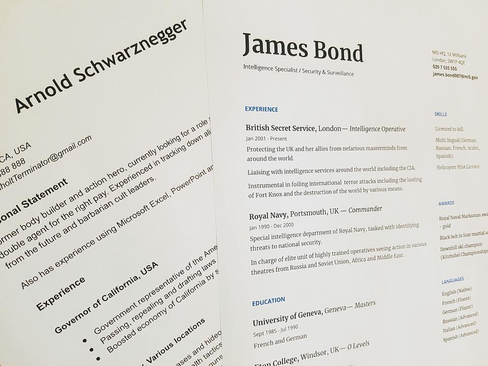 Resume & Interview Skills