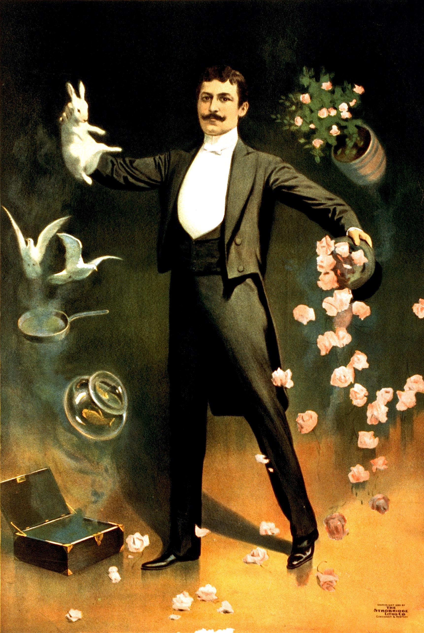 Magician Joe Hohman