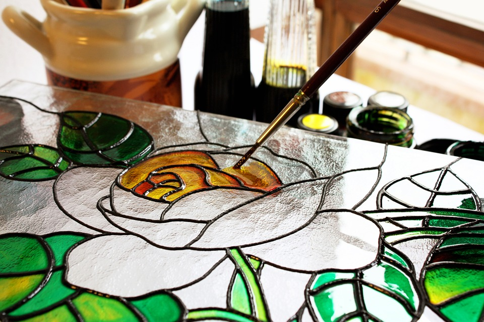 Teen Zone: Stained Glass