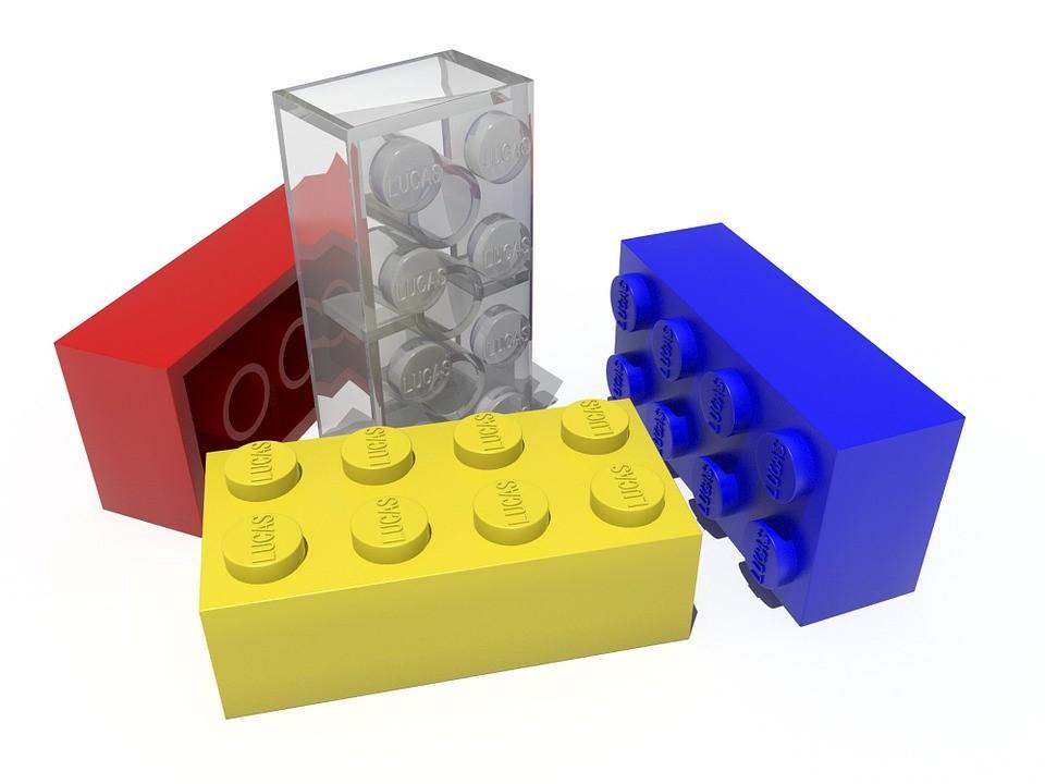 Master Builders: Block Pary