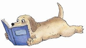 Read to a Theraphy Dog