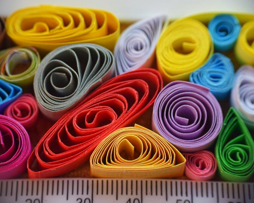 Holiday Crafternoon: Paper Quilling