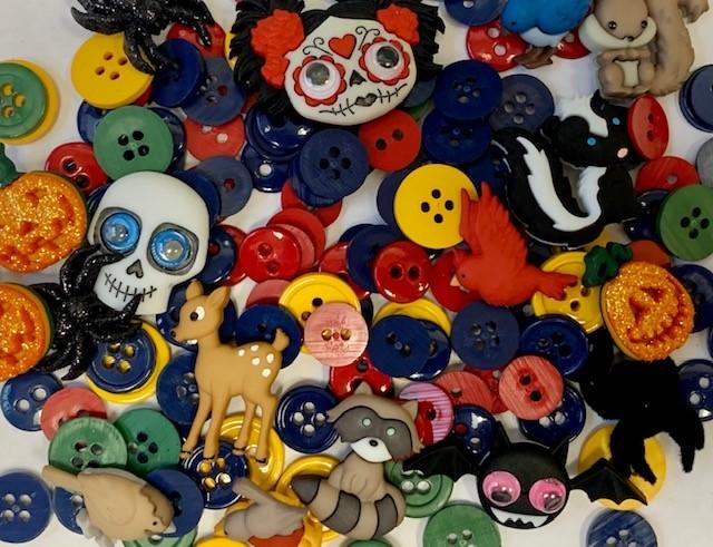 Seasonal Pin: After school Crafting