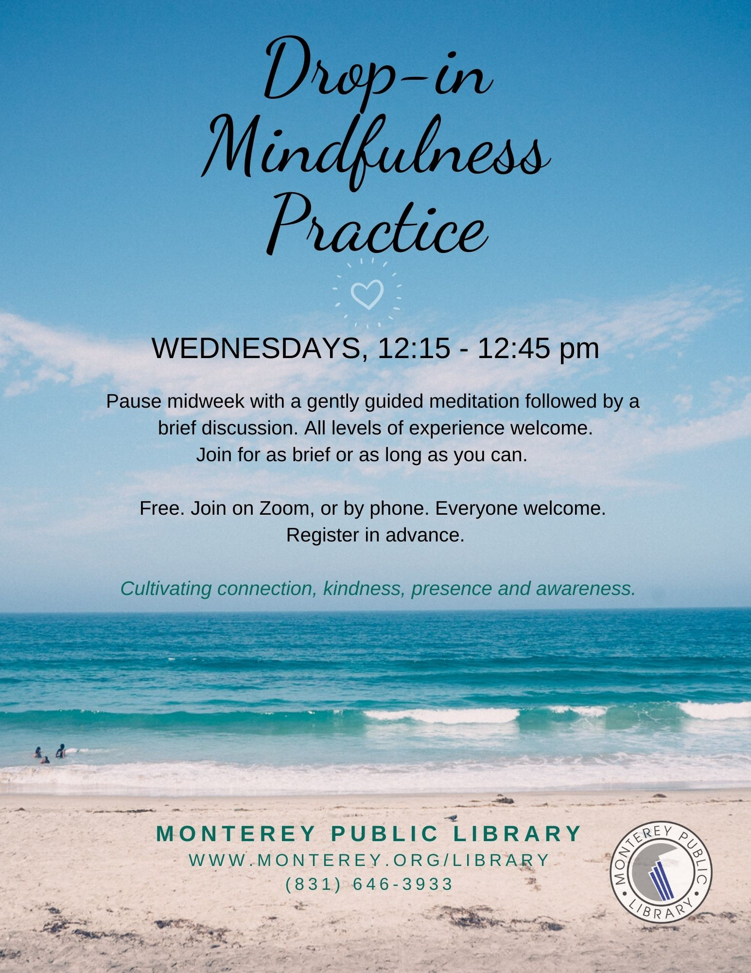 Drop-in Mindfulness Practice