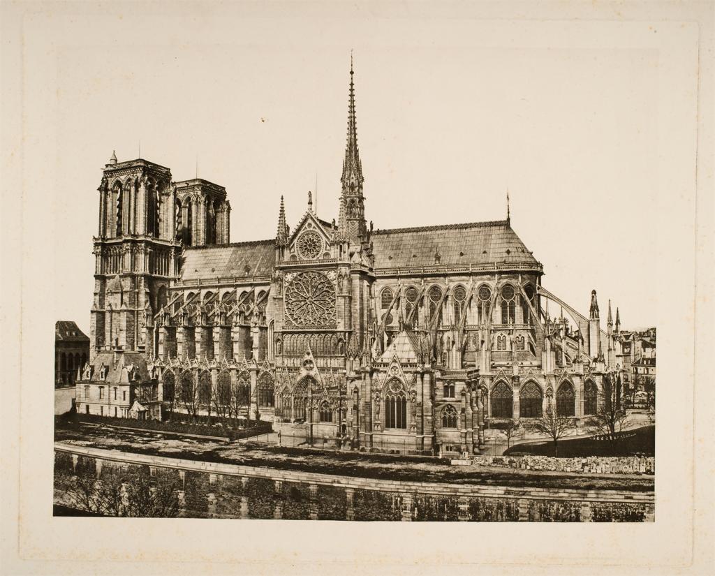 A Cultural History of Notre-Dame de Paris