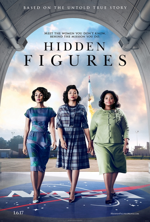 Juneteenth Celebration Kickoff - Showing of Hidden Figures Movie