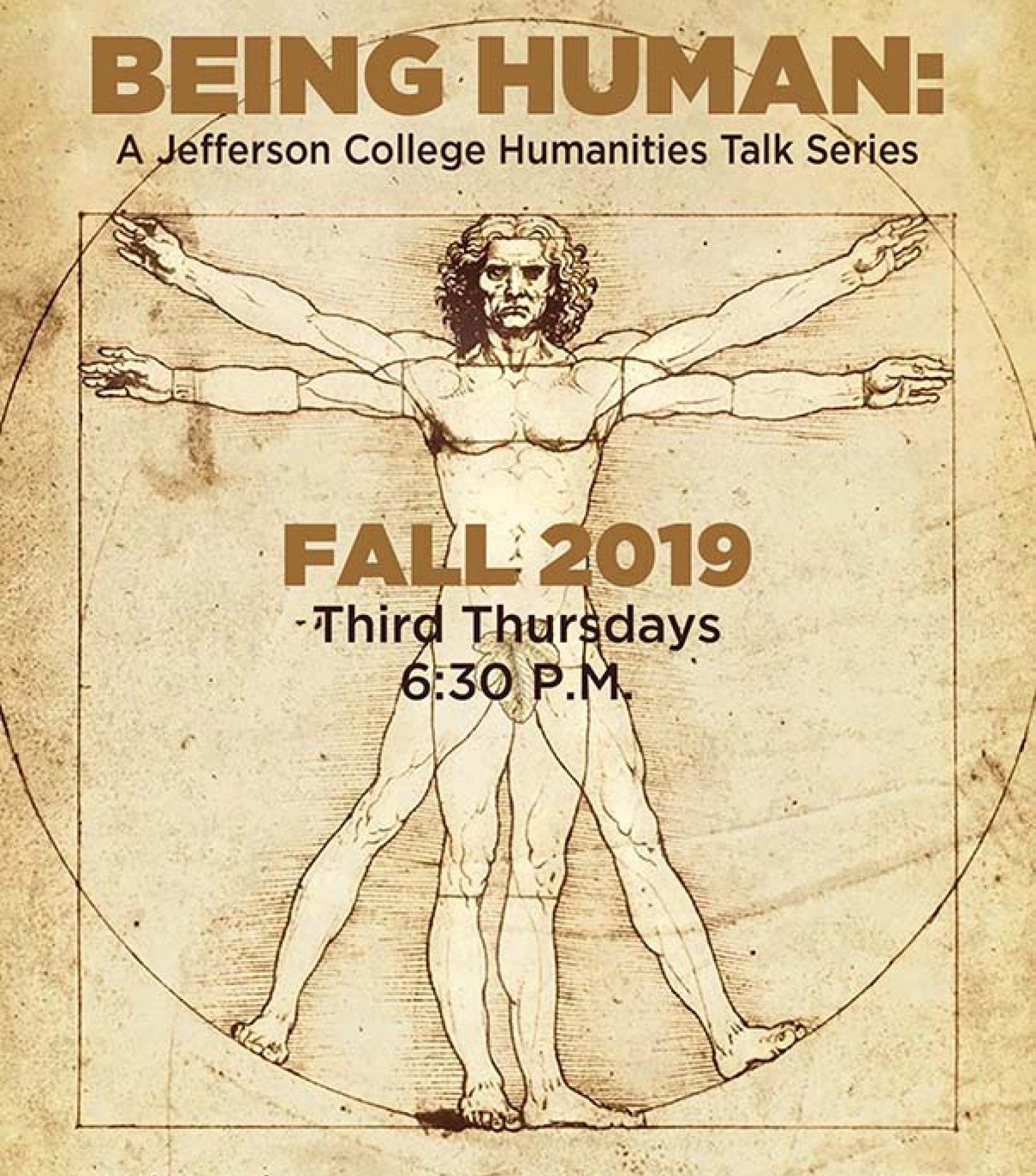 """Being Human"" Humanities Talk Series"