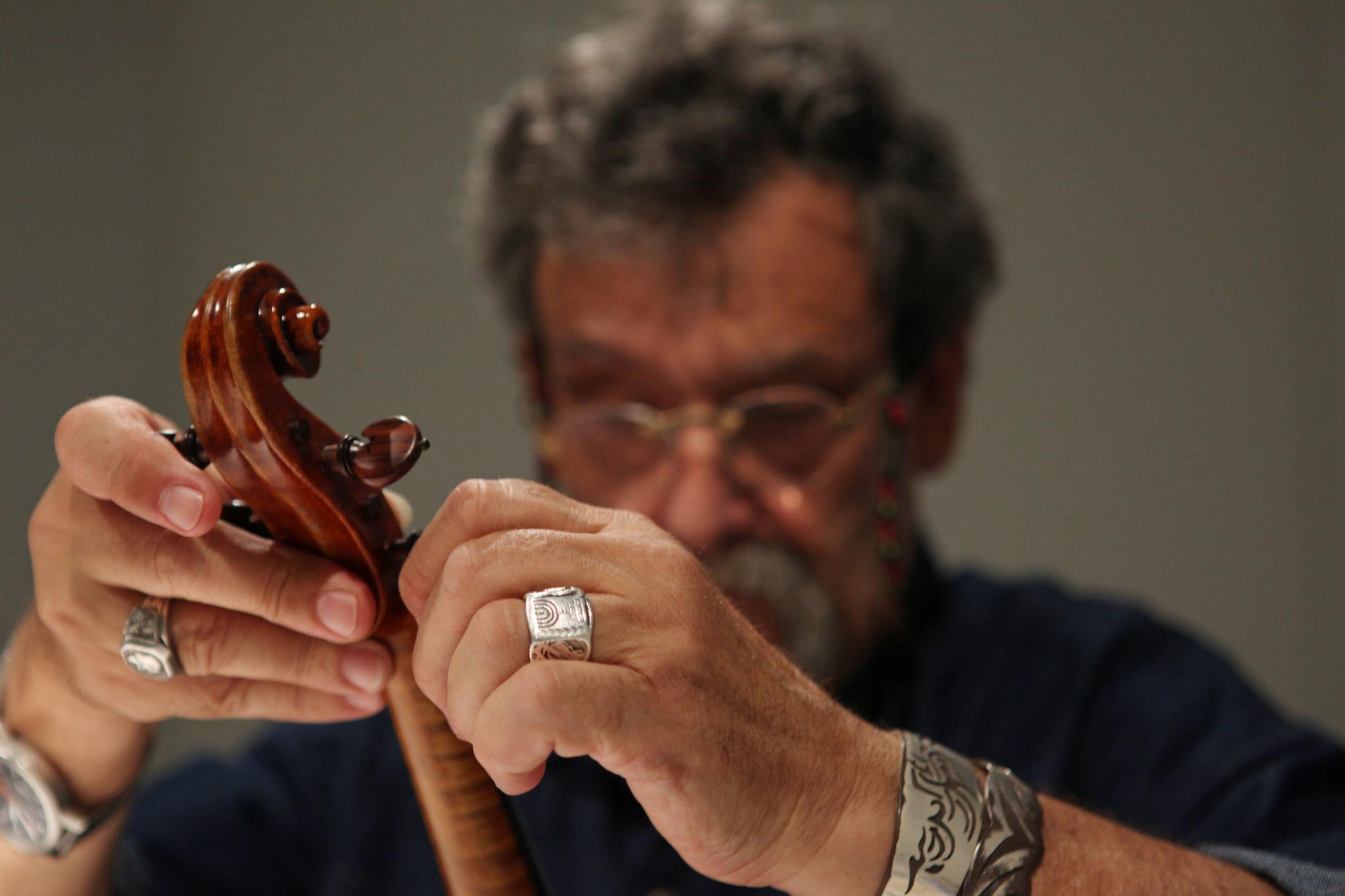 Violins of Hope Presentation