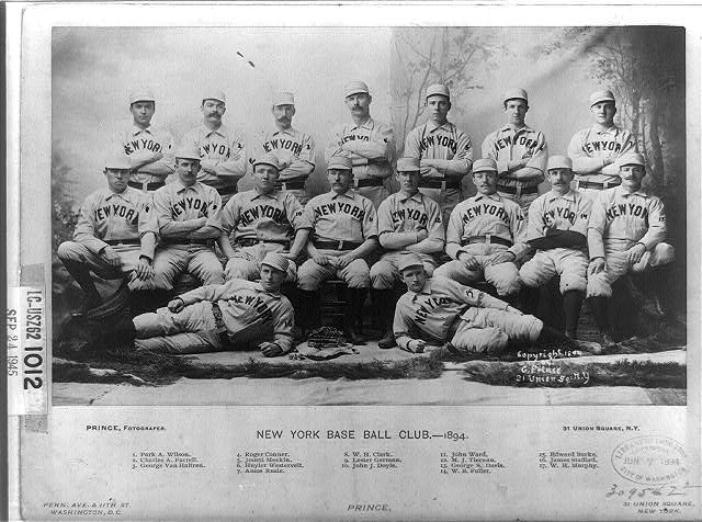 Lunch and Learn: Baseball in a River Town: From New Albany's First Game to its First Superstar