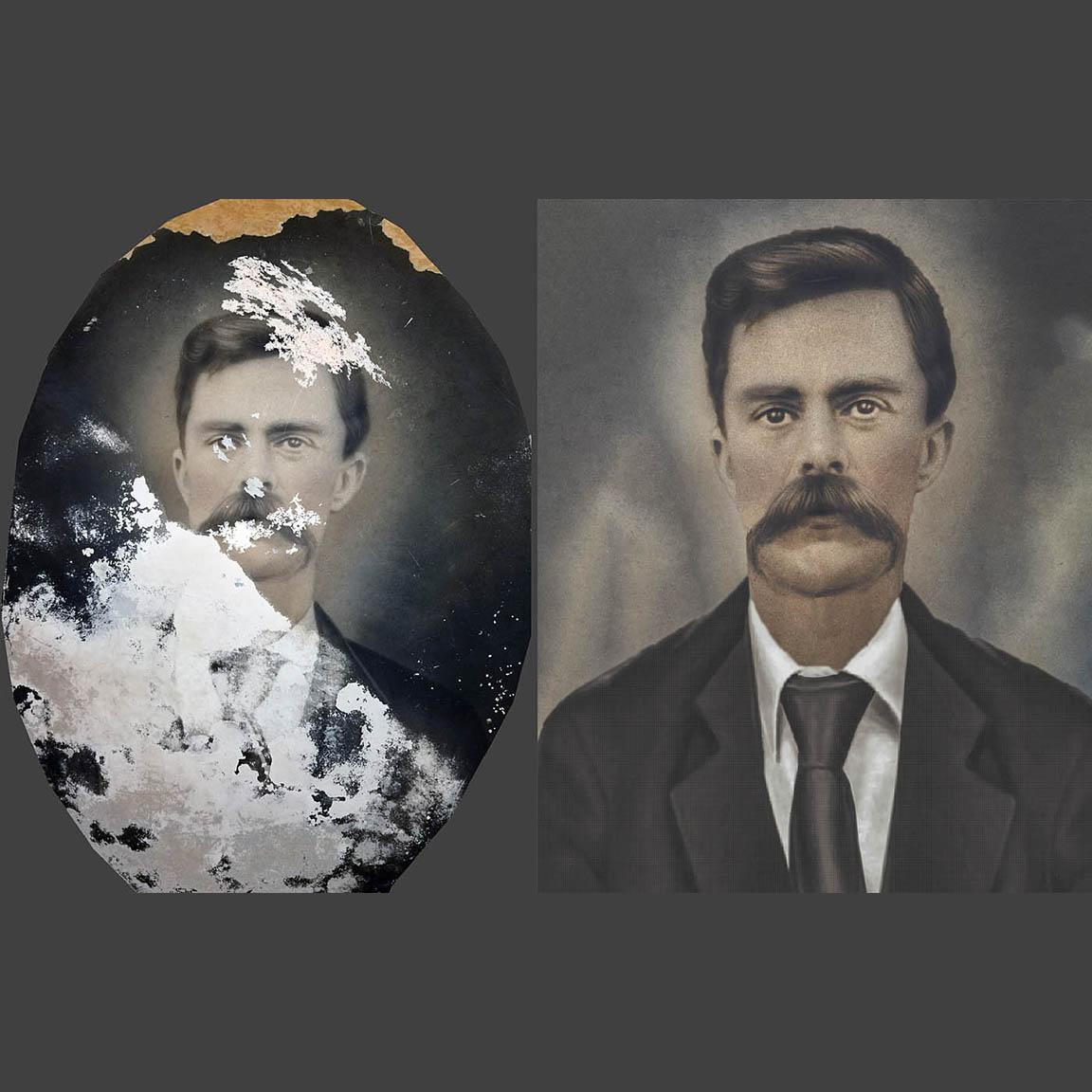 Beginner Photo Restoration Class