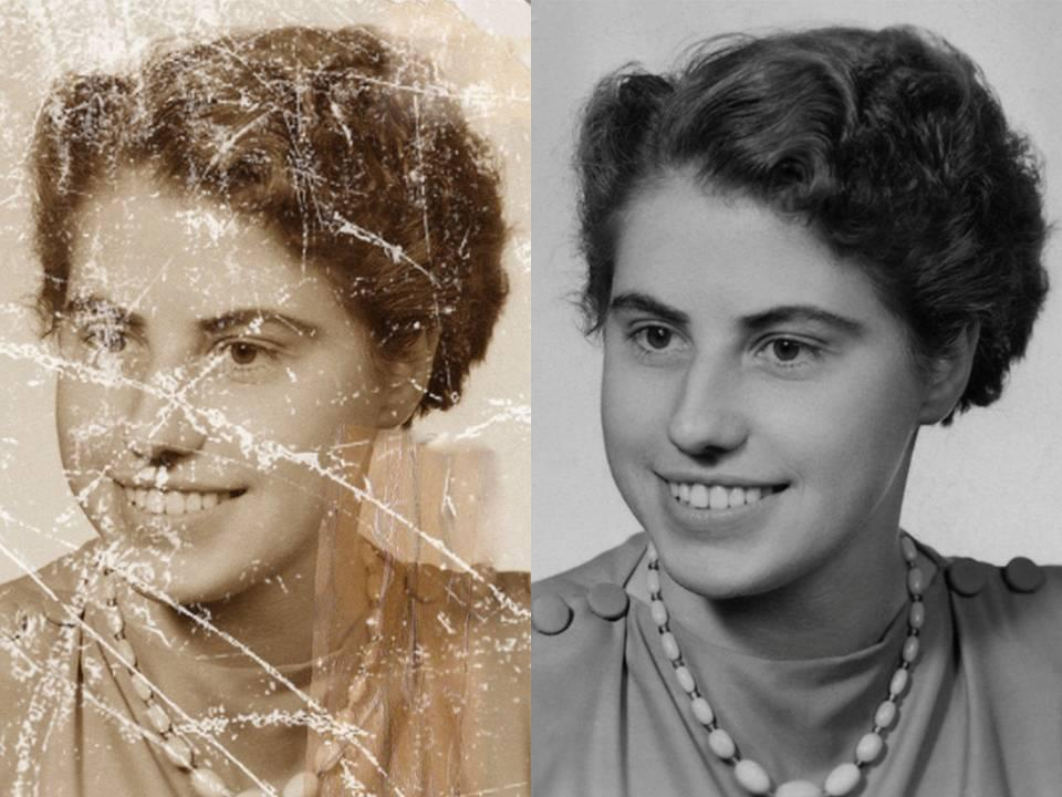 Beginners Photo Restoration Class