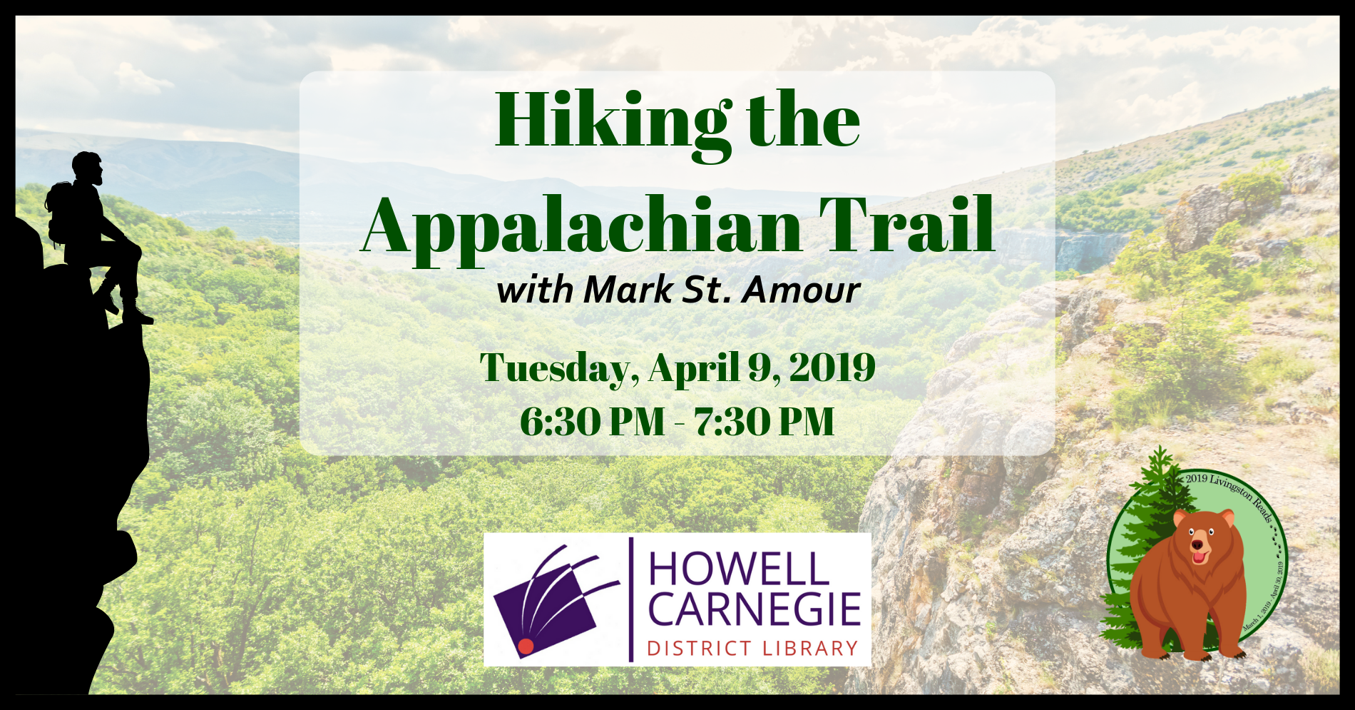 Hiking the Appalachian Trail with Mark St. Amour