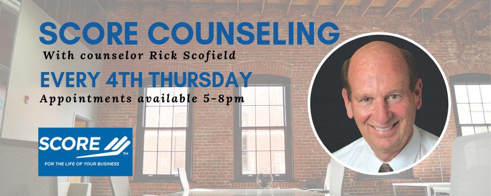 SCORE Counseling