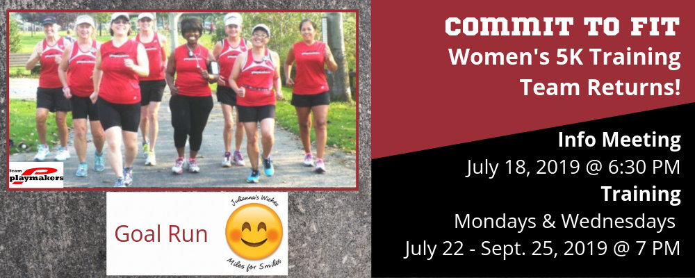 Commit to Fit: Women's 5K Training
