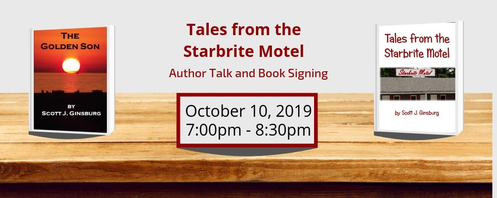 Tales from the Starbrite Motel with Scott Ginsburg