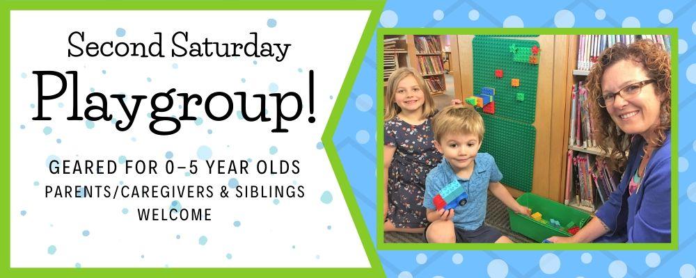 Second Saturday Playgroup