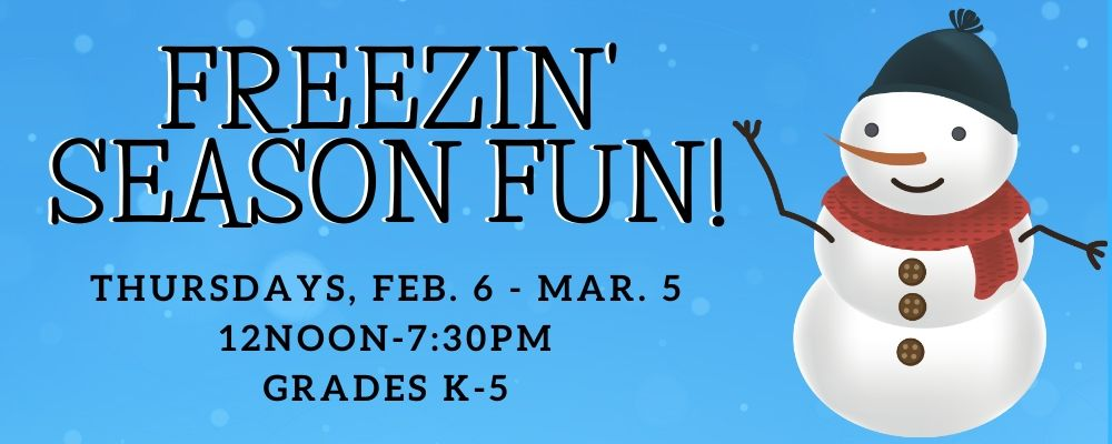 Freezin' Season Fun