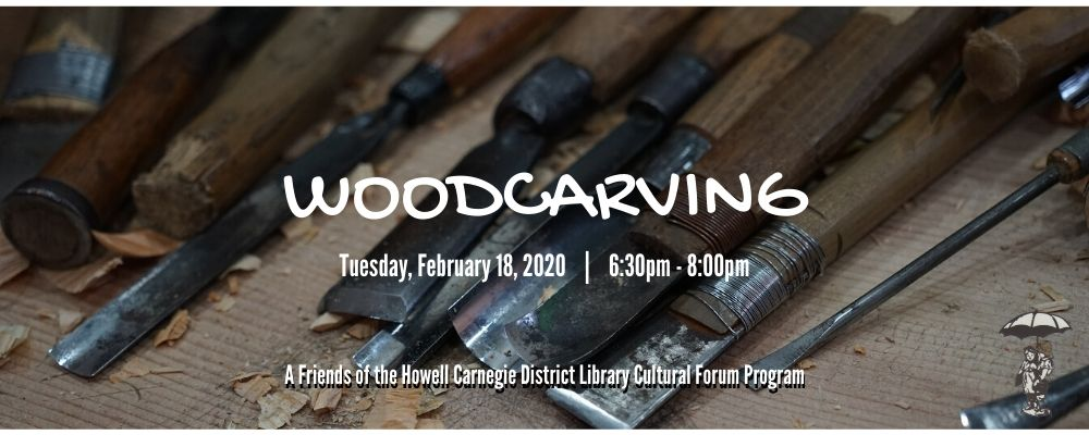 Woodcarving with Stanley Bowers