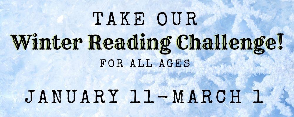 Winter Reading Program (ages 0-105)