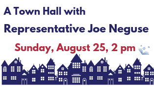 Town Hall - Joe Neguse