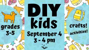 DIY Kids - Crafts & Activities