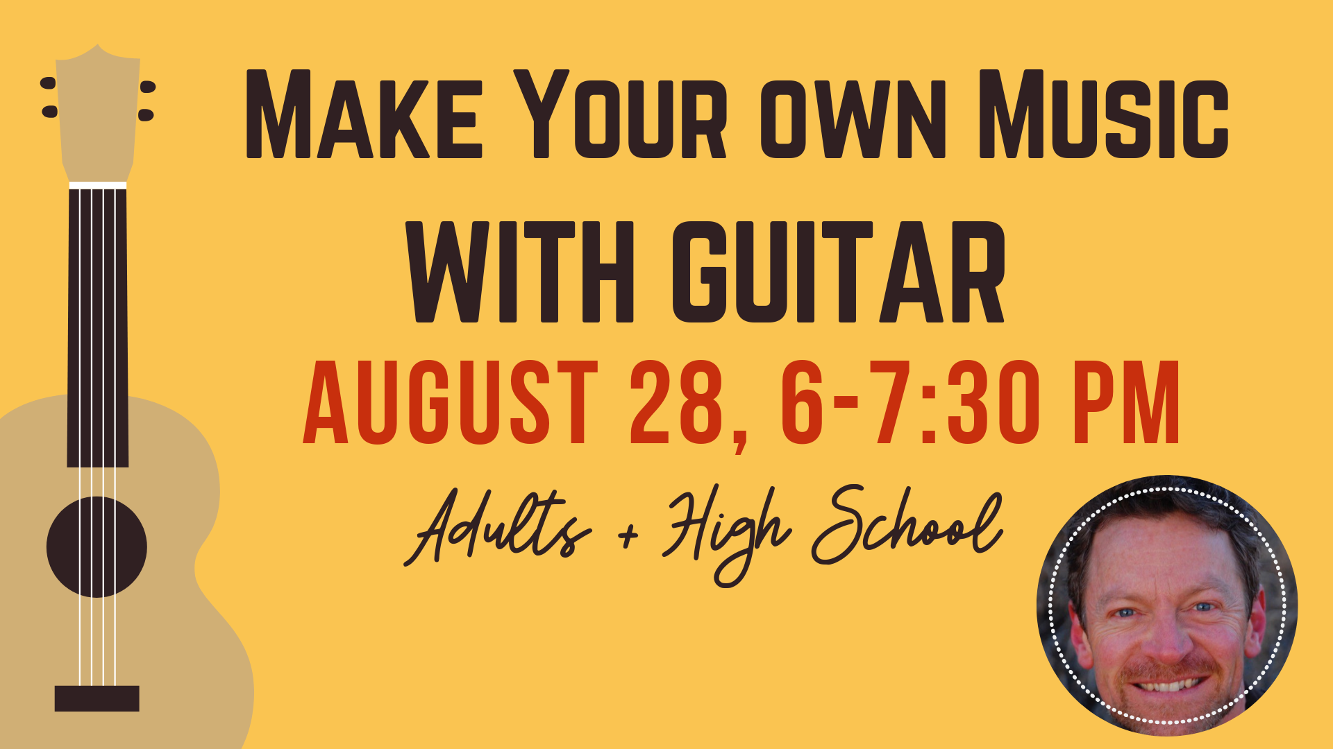 Make Your Own Music With Guitar