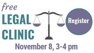 Legal Clinic - Register