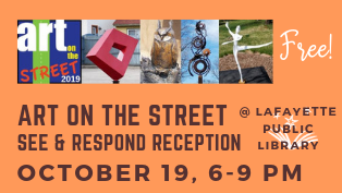 Art on the Street: See & Respond Reception