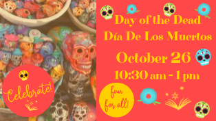 Celebration of Day of the Dead (Dia De Los Muertos)