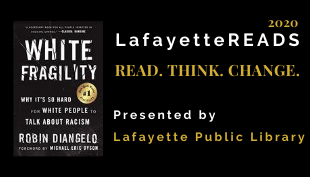 LafayetteREADS: Virtual Book Discussion