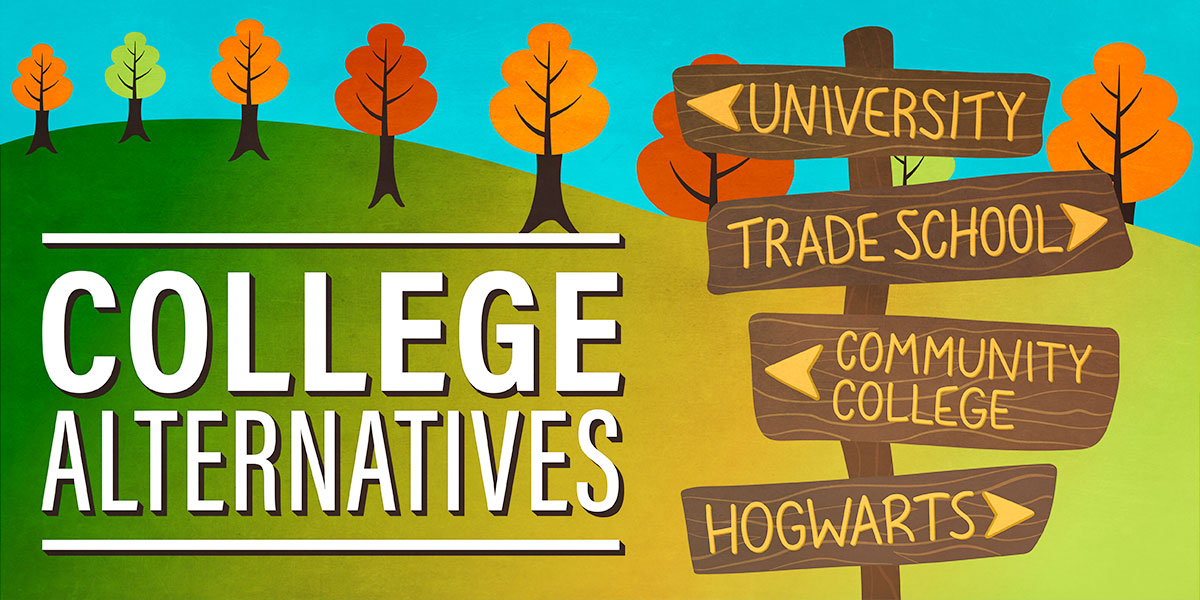 College Alternatives Informational Sessions: Bidwell Training Center & Rosedale Technical College