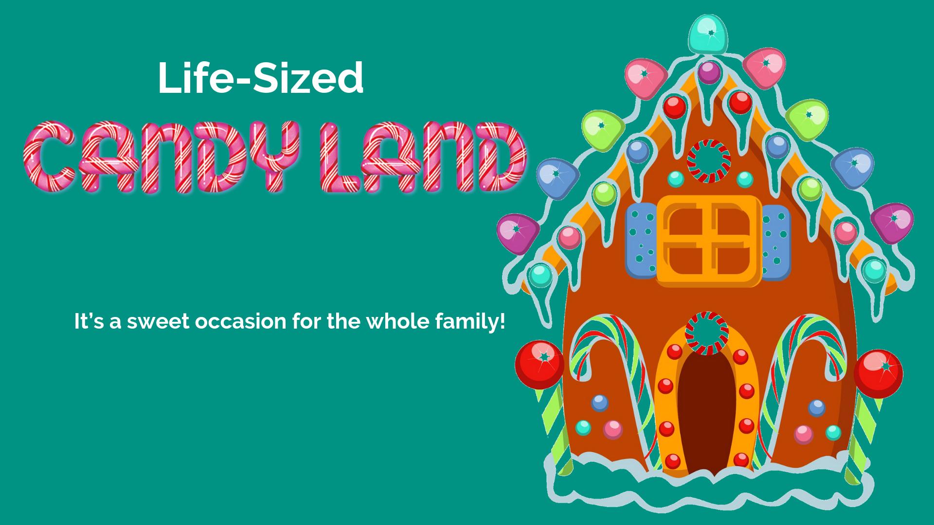 Life-Sized Candy Land